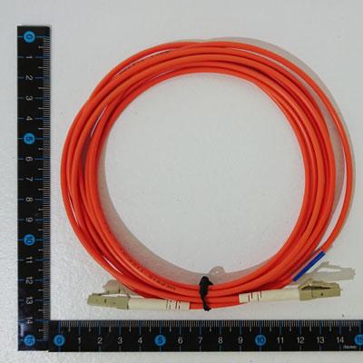 LC(UPC)-LC(UPC)-62.5/125-φ3-SX-3.0-K LC-LCマルチモードケーブル3m