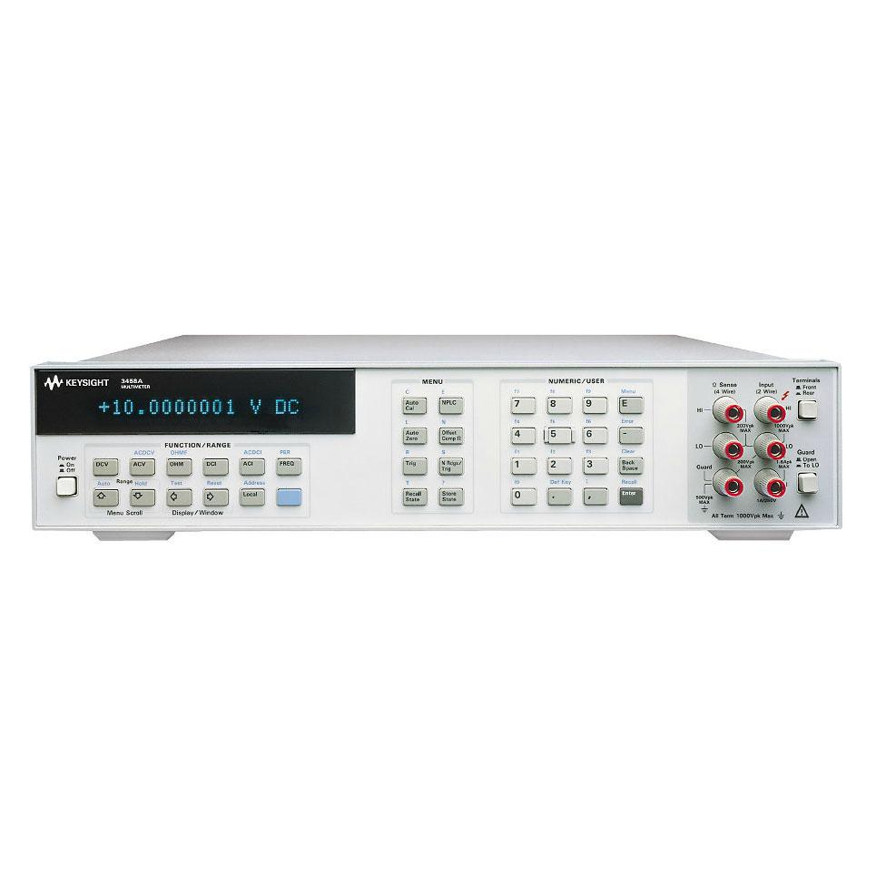 3458A/002 デジタルマルチメータ