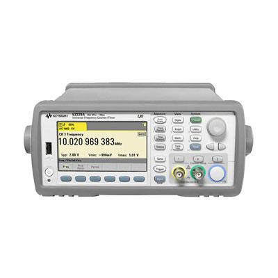 53220A/010,106,202 ユニバーサル周波数カウンタ/タイマ