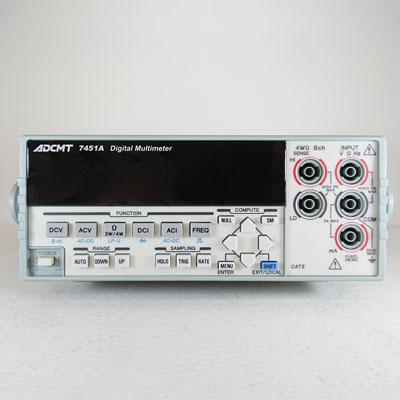7451A デジタルマルチメータ