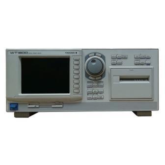 760101-06-C1-M/B5,C10,DA,MTR(WT1600) デジタルパワーメータ