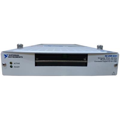 780053-07(USB-6281) マルチファンクションDAQ