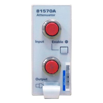 81570A/81000FI×2,81000KI×2 光アッテネータモジュール