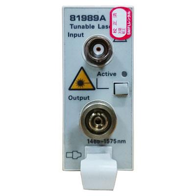 81989A/071,81000FI コンパクト波長可変レーザ光源
