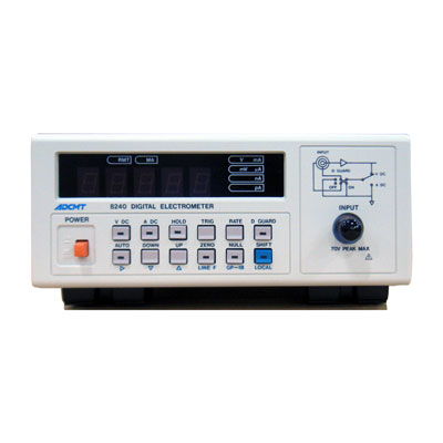 8240 デジタルエレクトロメータ