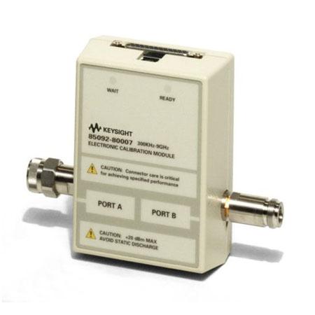 85092C/00A,00F 2ポート電子校正モジュール