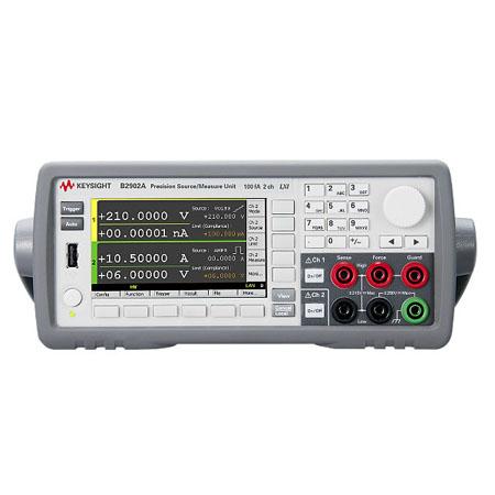 B2902A プレシジョンソース/メジャーユニット