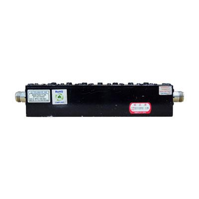 BPF2017.5BW15M801 TDD帯バンドパスフィルタ(2010-2025MHz)