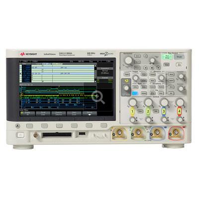 DSOX3054A/001,805,LMT,LSS,MAT,SGM デジタルオシロスコープ