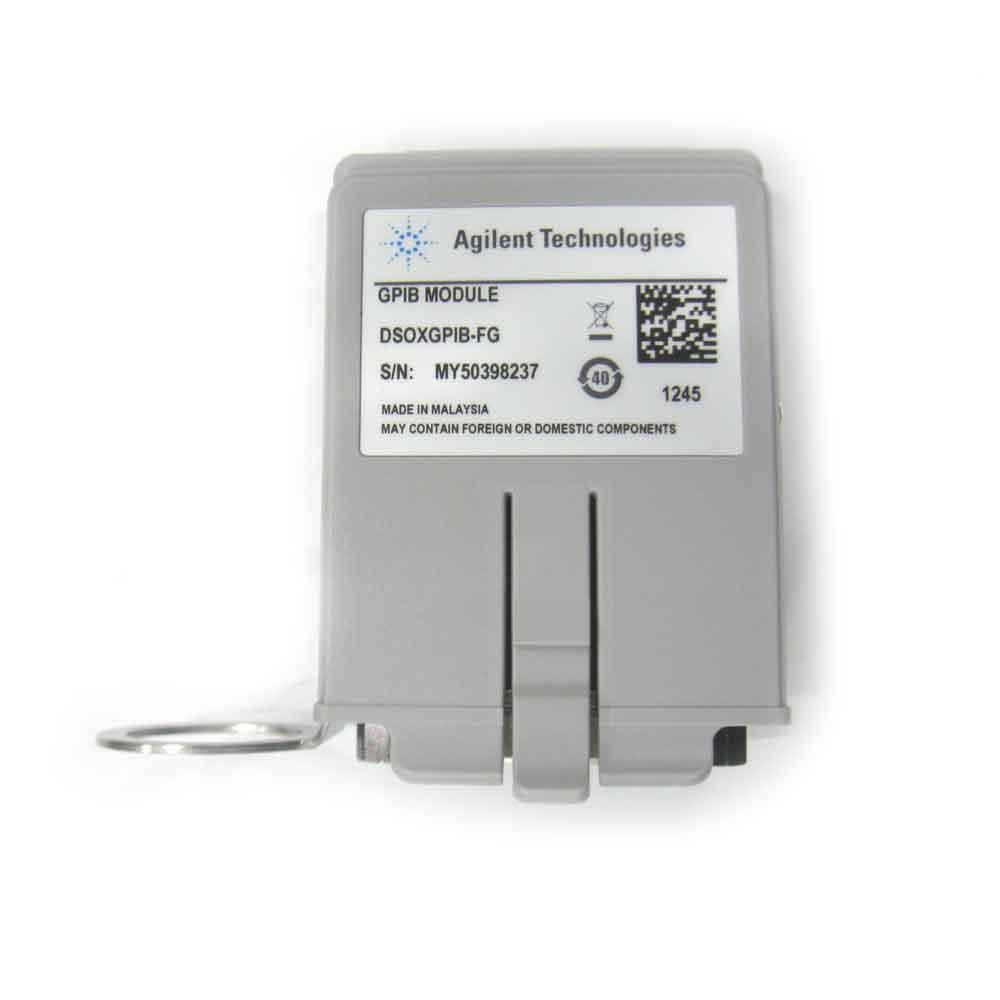 DSOXGPIB GPIB接続モジュール