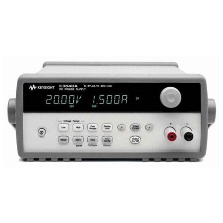 E3640A 単出力電源