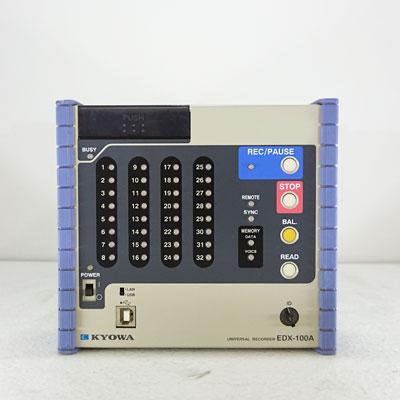 EDX-100A-4H/CDV-40B-F×4,U-39×4,FV-1A×32,UIA345-12 ユニバーサルレコーダ