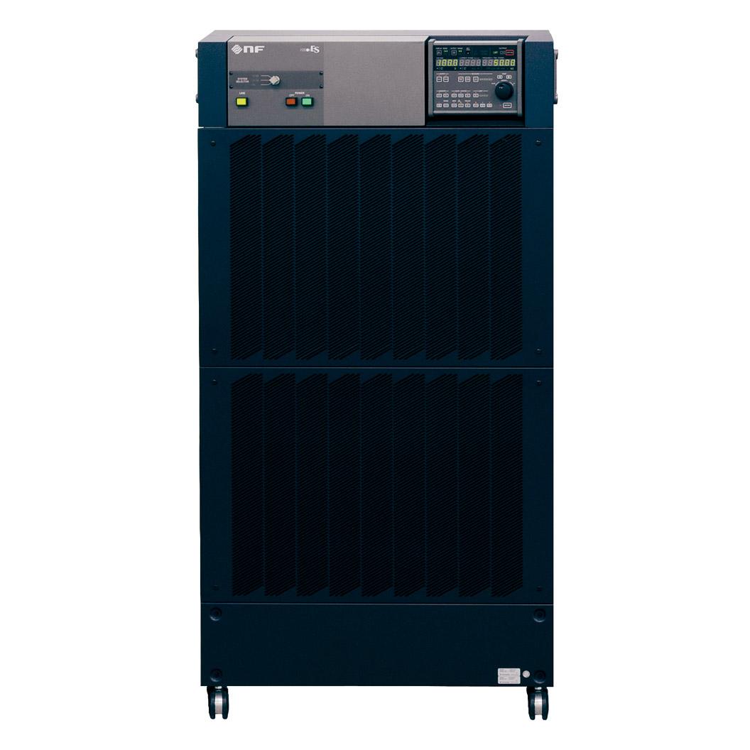 ES12000W/ES4493P×2,ES4493U 高効率システム電源三相単相切替