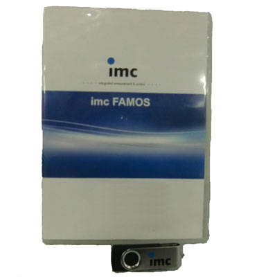 FAMOS/SPECTRAL-KIT WINDOWS波形解析ソフトウェア