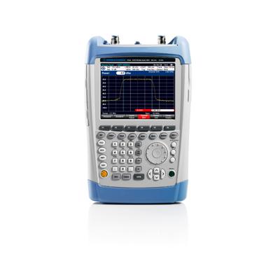 FSH8-08/NRP-Z4-02 ハンドヘルドスペクトラムアナライザ