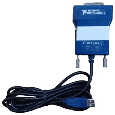 GPIB-USB-HS GPIB-USBインターフェース