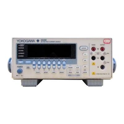 GS210-1-M/MON 直流電圧/電流源