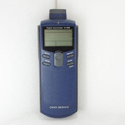 HT-5500 ディジタルハンドタコメータ
