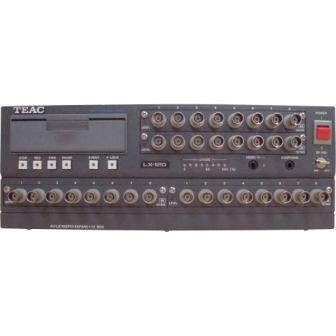 LX-120/AU-LX100EPIO,AR-LXDC100×4,16GBCF,CL-407×32,LAN レコーディングユニット