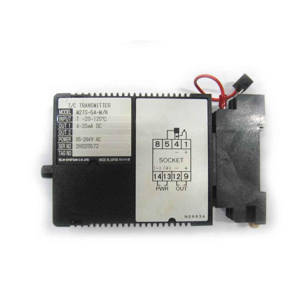 M2TS-5A-MN(-20℃~120℃) カップル変換器