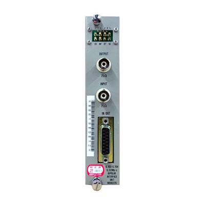 MD0622D 6.312Mバイポーラインターフェースユニット