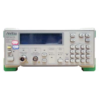MF2412A/03 マイクロ波周波数カウンタ