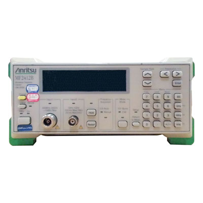 MF2412B/03 マイクロ波周波数カウンタ