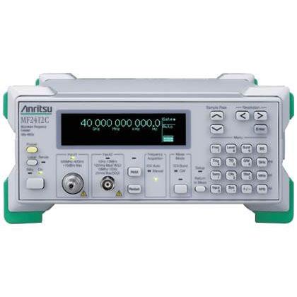 MF2412C/003 マイクロ波周波数カウンタ