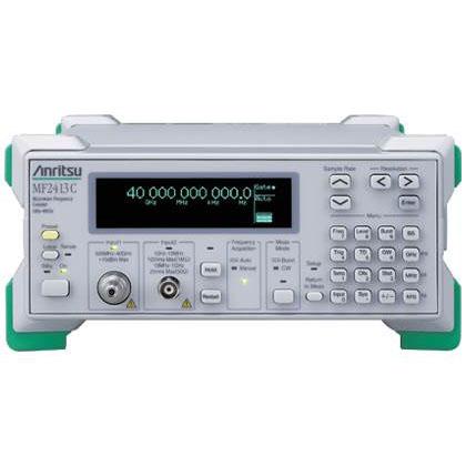 MF2413C/003 マイクロ波周波数カウンタ