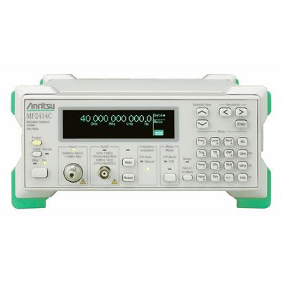 MF2414C/003 マイクロ波周波数カウンタ