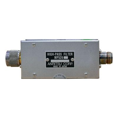 MP526B 高域ろ波器