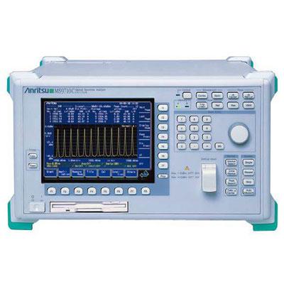 MS9710C 光スペクトラムアナライザ