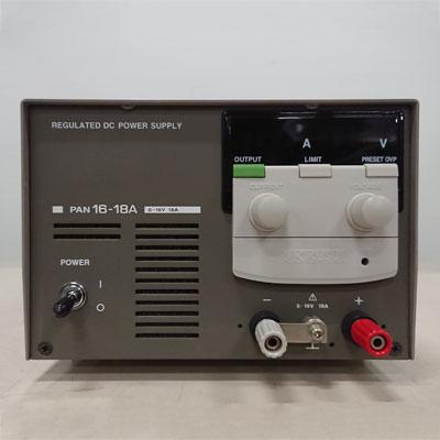PAN16-18A 直流安定化電源