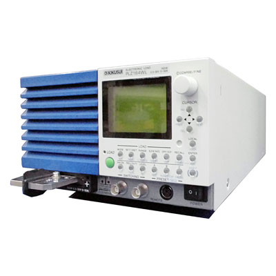 PLZ164WL 電子負荷装置