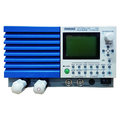 PLZ164W 電子負荷装置
