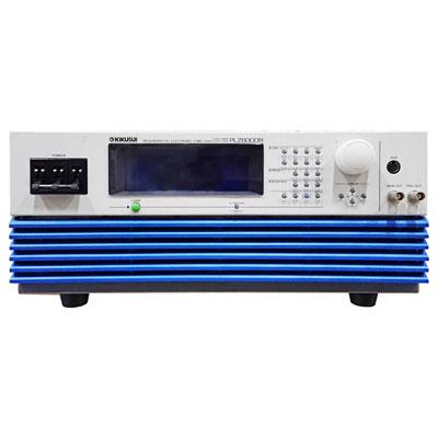 PLZ6000R 電子負荷装置