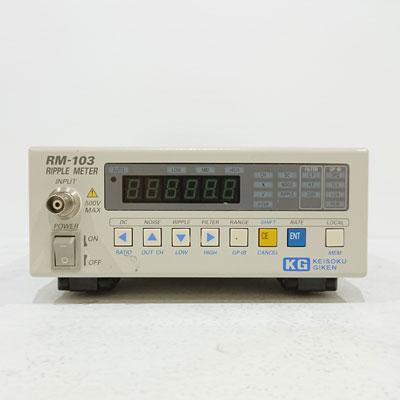 RM-103 リップルノイズメータ