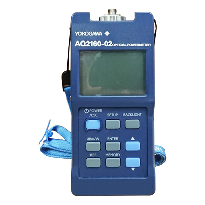SU1005A/SCC,M,PR,CE,SU2004A-FCC,SU2006A(AQ2160-02) 光パワーメータ