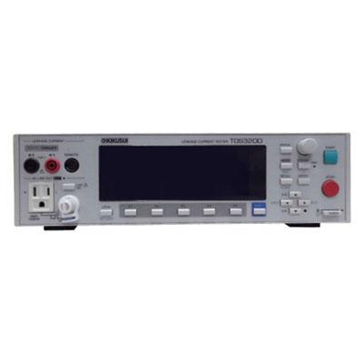 TOS3200 リーケージカレントテスタ
