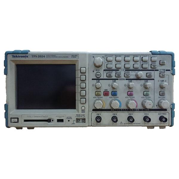 TPS2024/TPS2PBND,TPSBAT,TPSCHG デジタル・ストレージ・オシロスコープ