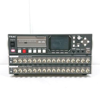 WX-7032/CL-407×64,RDX-USB3-EXT-DOCK ワイドバンドデータレコーダー