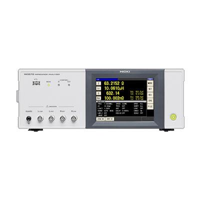 IM3570/IM9000,L2000 インピーダンスアナライザ