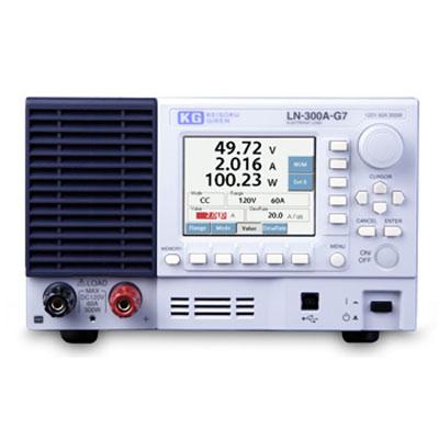 LN-300A-G7/LX-OP01,RC-02A 電子負荷装置