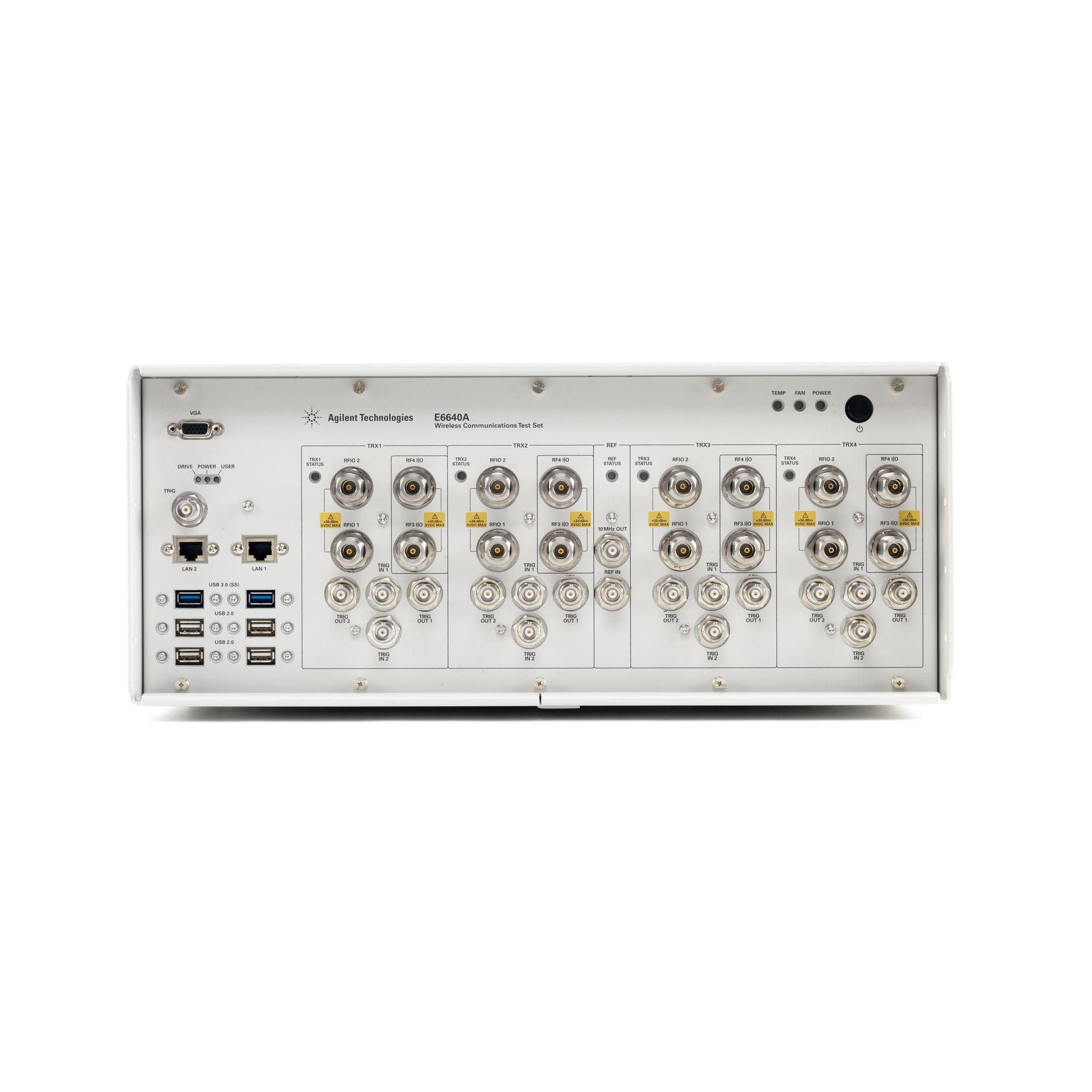 E6640A/V9071B-2FP,V9072B-2FP,V9073B-1FP・2FP・3FP,V9076B-1FP,V9080B-1FP,V9082B-1FP ワイヤレス・テスト・セット