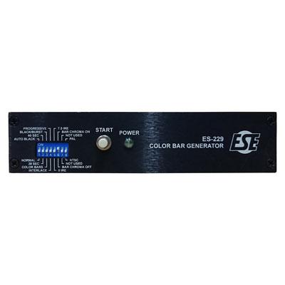 ES-229 カラーバージェネレータ