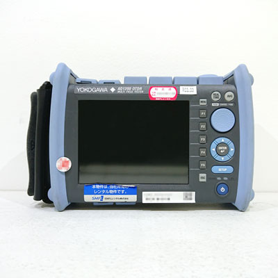 AQ1200A-HJ-M-USC/SLT,VLS,SU2006A マルチフィールドテスタ(OTDR)