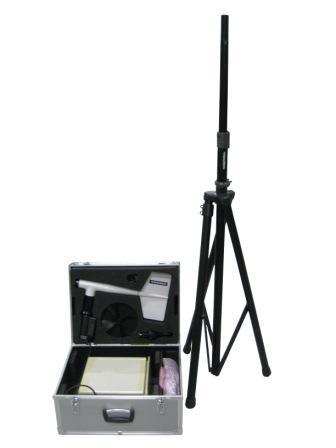 KADEC21-KAZE-C/KDC-B01-U21,C02-USB,C05-KAZE-10,H04-CF-2C,S04-05103,T03-N-OP3,T04-Y-3-18940,9925-A 風向風速測定装置(気象庁検定証書付き)