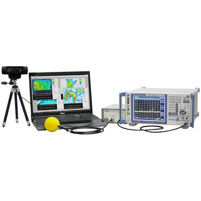 EPS-02E/00-00013A,01-00059A,03-00079A,FSV7,スペアナドライバー,PRECISIONM2800,M325TDS 空間電磁界可視化システム