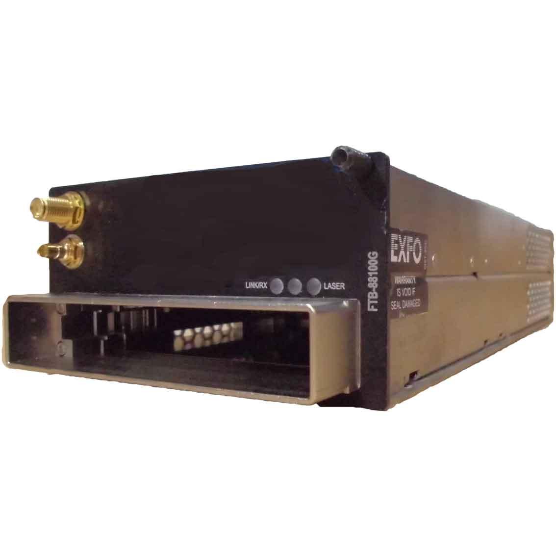 FTB-88100G/100GE,OTU4,ADV-FILTERS,ETH-CAPTURE パワーブレイザーテストモジュール