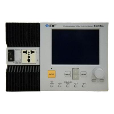 EC750SA プログラマブル交流電源
